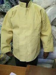 Full Sleeve Heat Kevlar Jackets, Size: XL