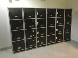 GEI Mild steel Storage Lockers