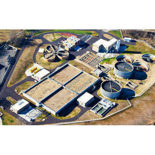 Wastewater Treatment Plant Project Service in D Colony, Ahmedabad