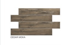 Cedar Moka Wood Strip