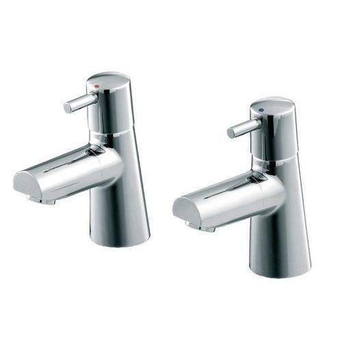 Stainless Steel Cone Bathroom Taps, Rs 275 /piece, Vindhya Shakti ...