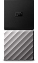 Western Digital External SSD 256 GB Silver, Hard Disk Drive