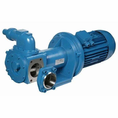 Mild Steel Internal Gear Pump, Max Flow Rate: 1500 m3/hr, Rs 50000 /unit |  ID: 17294656373