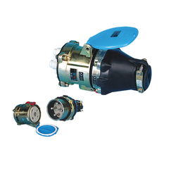 Round BCH DS9 Heavy Duty Metal Plug & Socket