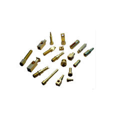 Brass Automotive Turned Components