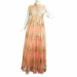 Ethnic Party Wear Ladies Trendy Gown
