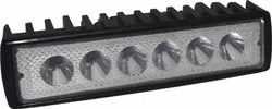 6 LED Bike Bar Light White