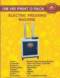ELECTRIC PRESSING MACHINE
