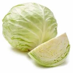 Green Cabbage, Packaging Type: HDPE BAG