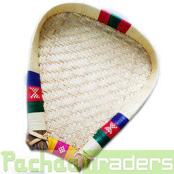 Palm Leaf Muram Solavu Winnowing Basket प म ल फ
