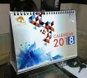 Printed Table Calendar