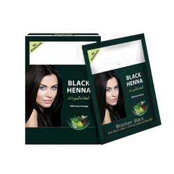 Shagun Gold Popular 100% Coverage Black Henna Sachet