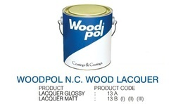Woodpol NC Wood Lacquer Matt -13 B