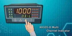 Micon and Micon Multi Channel Temperature Indicator / Scanner, 105-D