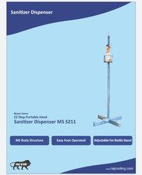 Sanitizer Dispenser MS S211