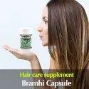 Ayurvedic Medicine for Memory, Concentration & Hair Care - Brahmi 60 Capsule