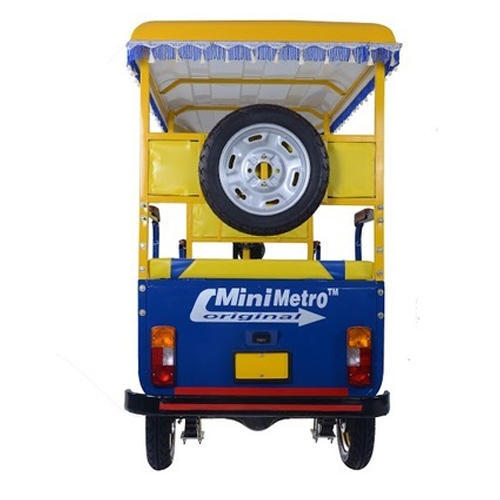 Mini Metro 2s Battery E Rickshaw Charging 9 10 Hr Speed 25 Kmph