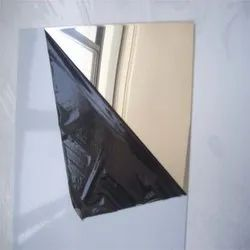 Mirror Finish Stainless Steel Decorative Profiles