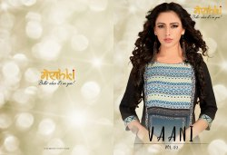 Vaani 2 Rayon Printed Kurti