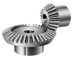 Straight Bevel Gears  :