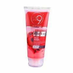 Rose N Wine Foam Face Wash