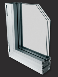 Aluminum Curtain Wall A 100P TT