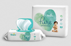 Pampers Pure Protection, Packaging Type: Packet