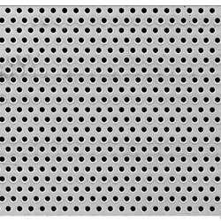 SS 316L Stainless Steel Perforated Sheet