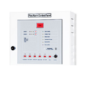 Wall Mounted 4 Zone Fire Alarm Panel