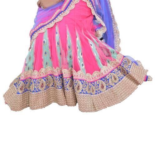 05e5a924c839a1 Bridal Chiffon Heavy With Blouse Handwork Lehenga, Rs 2800 /piece ...