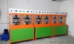 Image result for Areca semi automatic Plate Making Machine