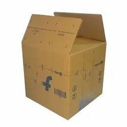 Flipkart A3 Corrugated Box