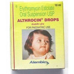 Althrocin Drop