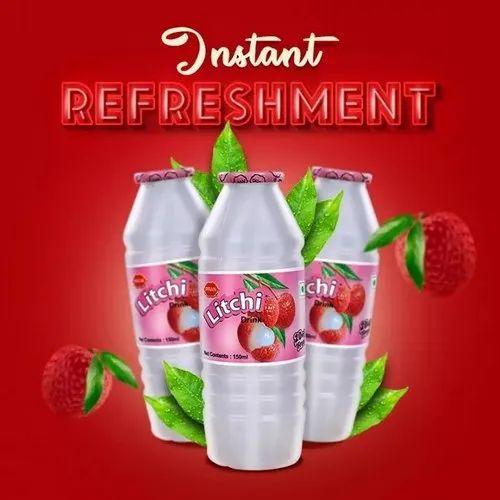 Pran Litchi Fruit Drink
