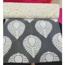 Velvet Burnout Fabric