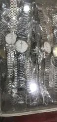 Gents Silver Watches