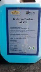 GENTLE HAND SANITIZER ALOE (Khadi India)