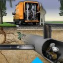 Drain Pipe Line/ Sewage/ Duct/ Vertical Pipe-CCTV Inspection