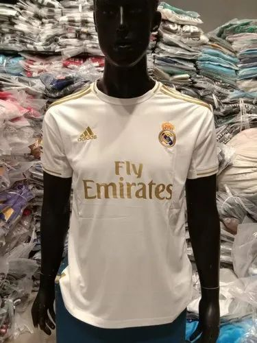 best authentic 50241 ce090 2019/20 Real Madrid Home Kit (full & Half Sleeves)