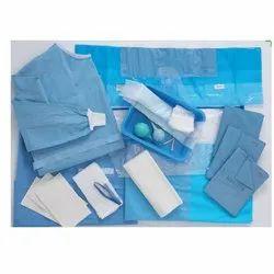 Non Woven Hospital Surgeon Kit for Medical