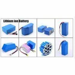 Eclectech Custom Battery Pack, 5ah Ti 250 Ah, Lithium Ion