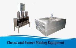 Cheese And Paneer Making Equipments