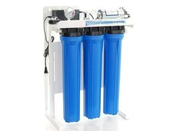 Green Plastic Reverse Osmosis Water Purifiers, For Industrial