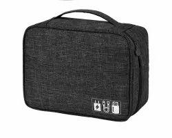 Portable Travel Toiletry Bag Multi-Purpose Makeup Organizer, Size: 25 x 20 x 9 cm