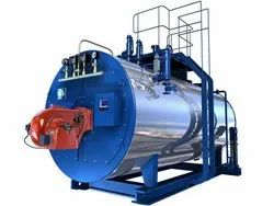 Steamgen Mild Steel Thermic Fluid Heater Series H