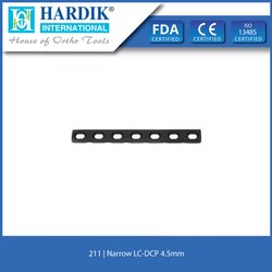 Narrow LC-DCP 4.5mm