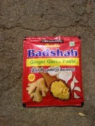 6 Month Ginger And Garlic Paste, Packaging Size: 30 g, Packaging Type: Packets