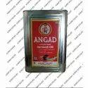 Angad 15 Litre Kachi Ghani Mustard Oil, Packaging Type: Tin