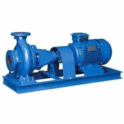 Stainless Steel 316 Horizontal Pumps, Capacity: Up to 40 m3/hr