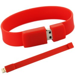 Wemake Wristband Regular USB Pendrive